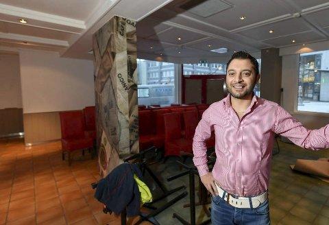Talih Akcay er i ferd med å åpne opp en ny Milano-restaurant i Mo i Rana, og vil ikke ha noe stempel på seg om å være useriøs.