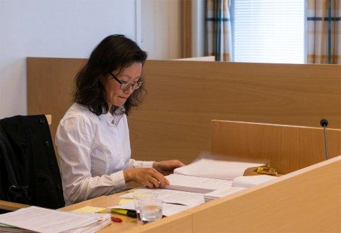 ADVOKAT: Anne Beldo er advokat for Herdis Gaup Aamot i saken mot Mattilsynet.