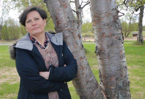 VIL SNU: Ordfører i Tana, Helga Pedersen, håper å kunne ende 2020 med befolkningsvekst.