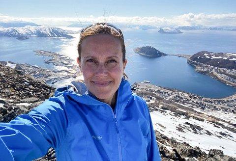 PÅ TOPP: - Det er klart det hadde vært spennende å se hva man kunne fått utrettet, sier populære Marianne Sivertsen Næss.