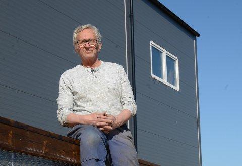NYTT PROSJEKT: Daglig leder og eier Dag Michelsen ved Marinex AS. Her ved en tidligere anledning.