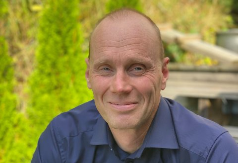 NY SJEF: Jon Ola Ystgaard har fått stillinga som ny fabrikksjef ved Hydro Husnes.