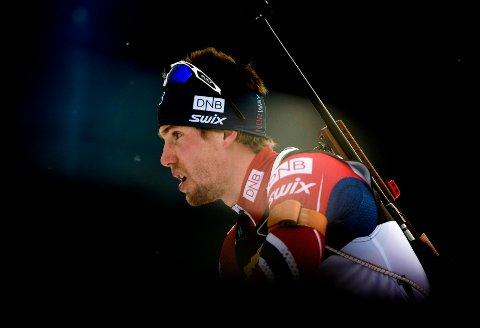IMPONERTE: erlend Øvereng Bjøntegaard ble nummer to på fellesstarten i verdenscupfinalen i Russland. Foto: Berit Roald / NTB scanpix