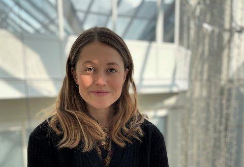 Psykolog Anja Hallan-Wolff er ansatt i 60 prosent hos Familieenheten i Vestvågøy kommune. Ut juni skal hun jobbe med et forprosjekt for å kartlegge hjelpetilbudet til barn og unge som sliter psykisk.