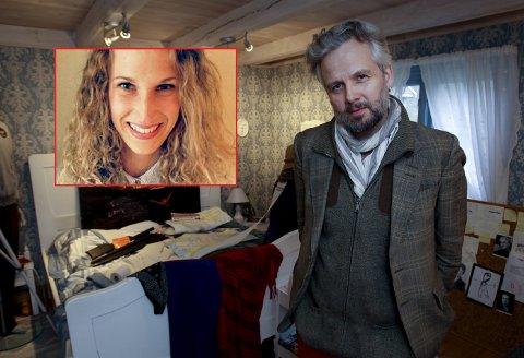 Ari Behn er, ifølge Se & Hør forelsket i Ebba Rysst Heilmann (innfelt)