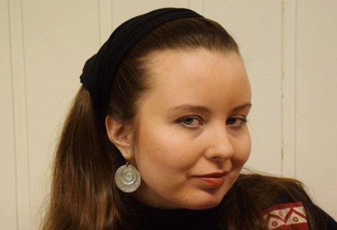 Elise Embla Scheele, forfatter og naturverner.