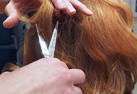 BRUTT SAMARBEID: De to frisørene var uenige om driften av deres felles salong.