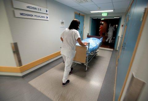 EGEN ANALYSE: En rapport fra Oslo Economics peker på Gjøvik som det beste valget for akuttsykehus i Innlandet.
