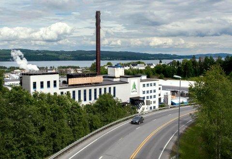 Huntons nye fabrikk vil produsere mye overskuddsvarme. Det er en ressurs man bør søke å utnytte.
