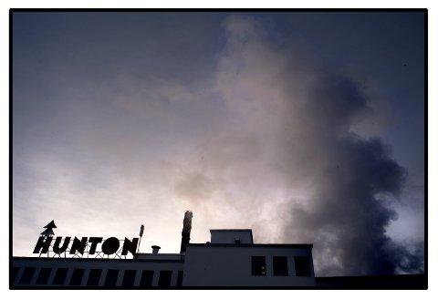 Hunton Fiber AS i Gjøvik går inn i en regional klynge med internasjonale ambisjoner.