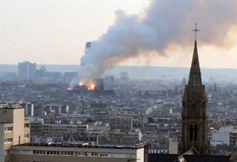 Den gotiske Notre-Dame-katedralen er en av de mest kjente og best besøkte turistattraksjonene i Europa. Katedralen ble bygget i 1163 og er deretter blitt bygget på i flere omganger. Notre-Dame ligger på øya Ile de la Cité i elven Seinen midt i Paris.