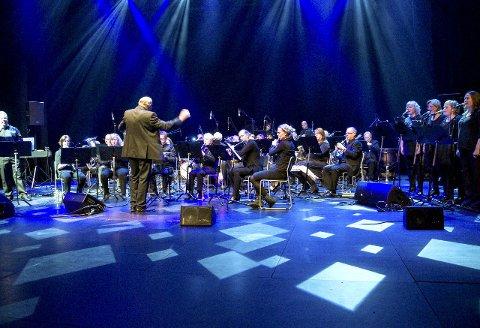 Gratis: Larvik Janitsjar inviterer til gratis konsert i Sliperiet for å gi vårstemning til publikum.