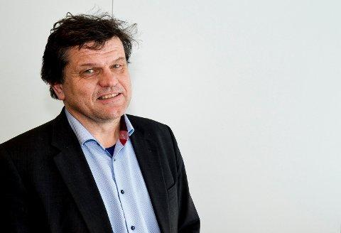 BEKLAGER: Jens Uwe Korten, fungerende kommunikasjonsdirektør, beklager at Høgskolen i Innlandet la ut personsensitiv informasjon på nett.