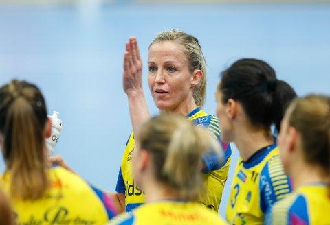 Heidi Løke var igjen toneangivende for Storhamar. (Foto: Vidar Ruud / NTB scanpix)