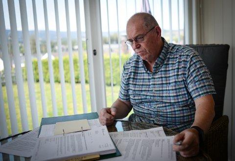 VENTER: Torleif Riseng har i seks år ventet på en endelig avgjørelse i erstatningssaken sin.