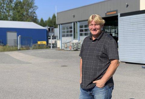 ANSETTER: Wærstad er på jakt etter ny ansatt i PU.