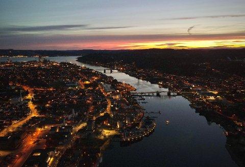 Totalt 9 personer testet positivt for korona i Grenland i går.