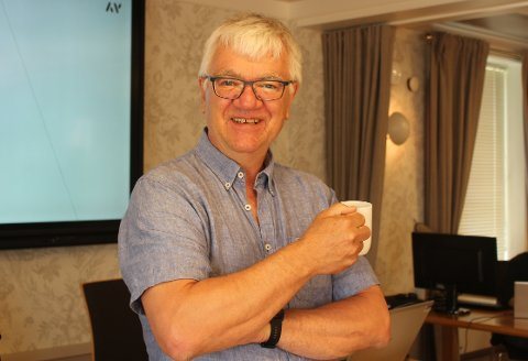 Ordfører Hallgeir Kjeldal er glad for at Bamble kommune fra og med fredag 18. juni går over til nasjonale bestemmelser.