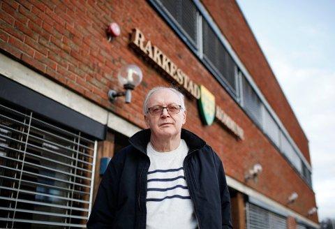 Kontroll: Alf Thode Skog i Rakkestad kommune har ansvar for å kontrollere at korona-reglene følges i næringslivet.