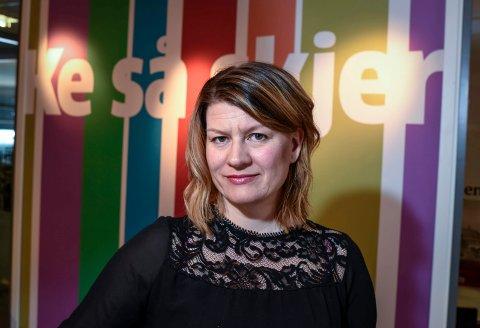 Administrerende direktør i Rana Blad, Rigmor Nygård Hansen.