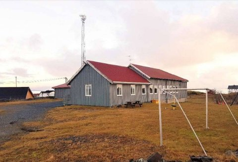 Det har ikke vært drift ved skolen på Selvær siden skoleåret 2012/2013.
