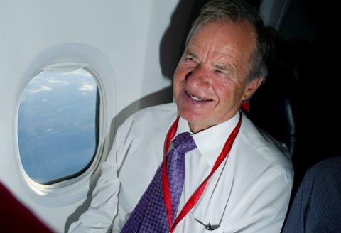 Ifølge en VG-undersøkelse kommer Bjørn Kjos best ut av streiken i Norwegian. Han får mer sympati enn pilotene.