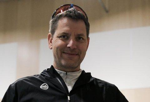 LANDSLAG: Stephan Knestang fra Hønefoss blir ny landslagstrener.