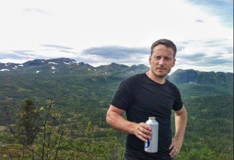 FORSVANT SPORLØST: Stig Ingar Evje (45) fra Rælingen har vært savnet siden 3. mai da han forsvant fra familiehytta på Sjusjøen.