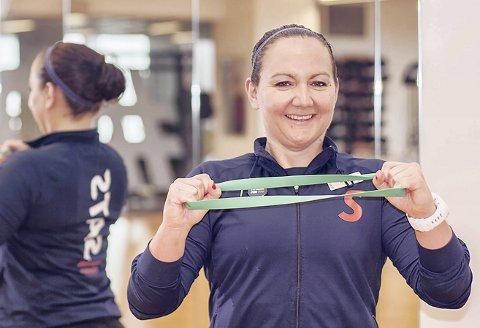 – Sett deg enkle treningsmål i starten, oppfordrer personlig trener på Sats Metro, Renate Røli.  Trener du en halvtime med effektive øvelser en til to ganger i uken, vil du raskt merke en forskjell på kroppen, spesielt det mentale.