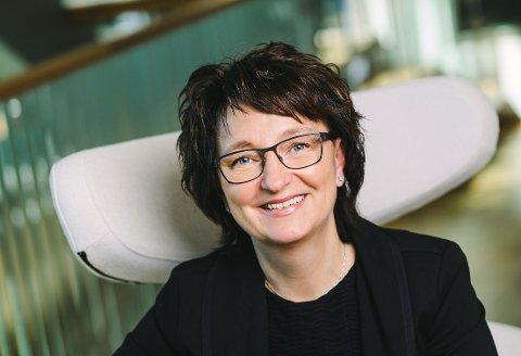 NY DAGLIG LEDER: Inger-Lise Melby Nøstvik fra Aurskog.