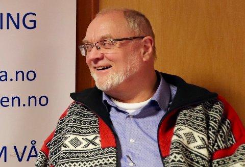 DAGLIG LEDER: Ole Bjørn Saltnes håper nå at flere bidrar.