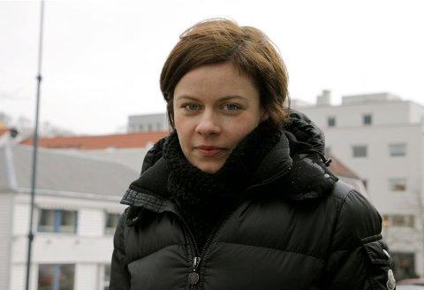 NY RAS-LEDER: Therese Øvstebø Markhus er ny leder for RAS. Hun har mange tanker om hvordan hun vil videreutvikle dansemiljøet i regionen.