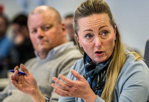 Marit Kildedal, 3. kandidat for Det Rette Parti. (Foto: Johnny Helgesen)