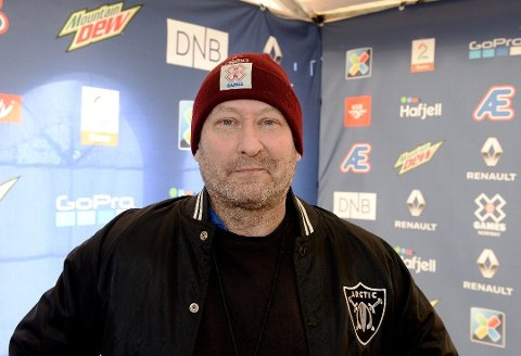Leder: Henning Andersen opprinnelig fra Tomter, er leder for X Games Norway-prosjektet.