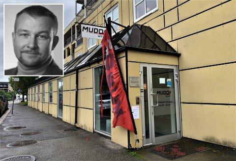 Kjetil Rygh (innfelt) er daglig leder i Mudo AS, som er eier av franchisekjeden Mudo Gym.