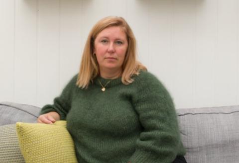 Siri Jordbrekk (H) var en av dem som tok initiativ til Rask psykisk helsehjelp i Sola. I løpet de tre årene tilbudet har eksistert benytter stadig flere seg av det.