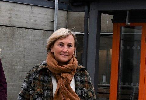 GATENAVN: Kari Førland Lauvsnes (H) har levert inn en interpellasjon der hun ber kommunestyret omgjøre et gatenavn-vedtak i forvaltningsutvalget.
