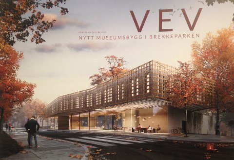 VINNEREN: Juryen for Telemark museum ønsker seg et museumsbygg som dette.