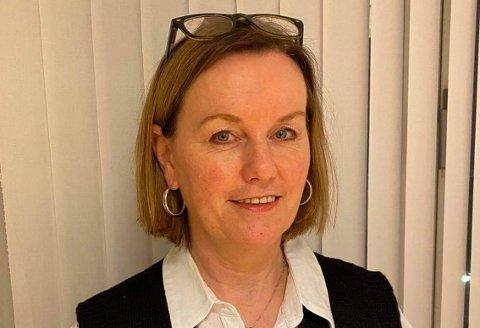 Marit Bergan-Skar skal lede Sunndal Sparebanks nye avdelingskontor i Kristiansund.