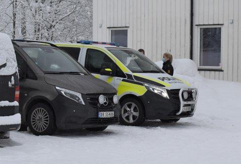 DØDSFALL: Politiet satte i gang etterforskning etter at en mann ble funnet død ved Toten statlige mottak på Skreia.
