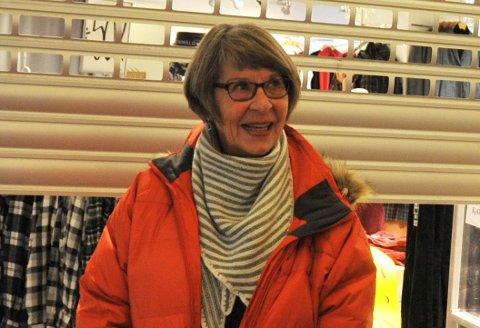 FORSØKT SVINDLET: Anne Hval Jensen ble oppringt fra politiets eget nummer av en svindler.