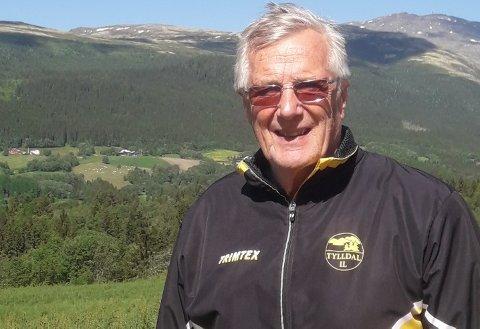 PROSJEKTLEDER: Tore Torud i Tylldalen Idrettslag.