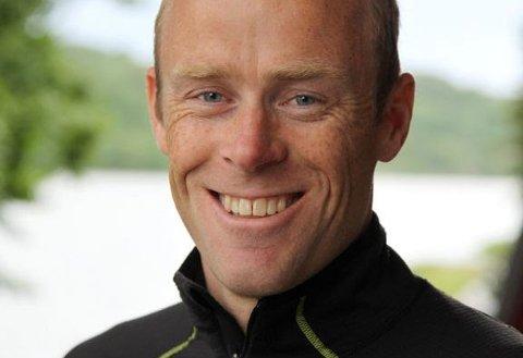 NY SPORTSSJEF: Eirik Verås Larsen begynner som ny sportssjef i Norges Seilforbund.