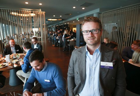 Erik Tostrup fortsetter som leder i Bodø sentrumsforum, men styret har fått utskiftninger siden etableringen i februar.