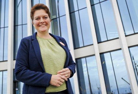 Får ingenting til alene: Næringssjef Heidi Thommesen i Bodø kommune er krystallklar på at all utvikling handler om at mange drar sammen.