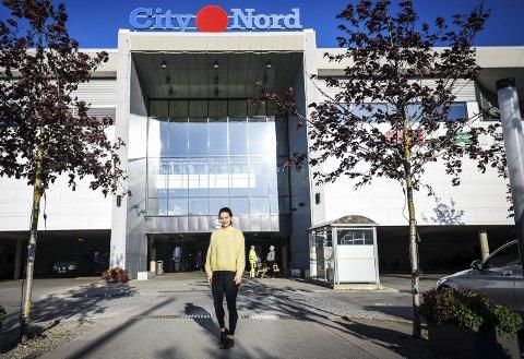 Kan vinne priser: City Nord er nominert til to priser av Nordic Council of Shopping Centers Norge. – Er det lov å si at jeg har en god magefølelse? spør markedsføringsleder i Coop Nordland, Cicilie Solstad Schjølberg.