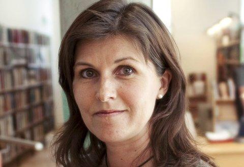 Navn: Marita Moltu Stilling: Varaordfører i Bergen (fra KrF)