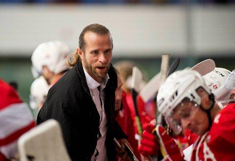 Overrasket: Trener Pål Erik Glomsaas var mektig imponert over lagets offensive spill.