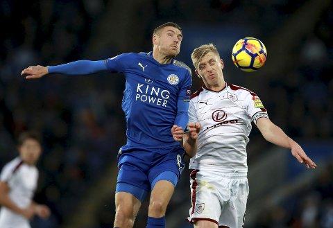 Leicester City og Jamie Vardy har funnet formen.