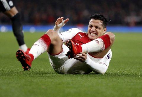Arsenal og Alexis Sanchez kan få problemer mot et revitalisert West Ham-lag.